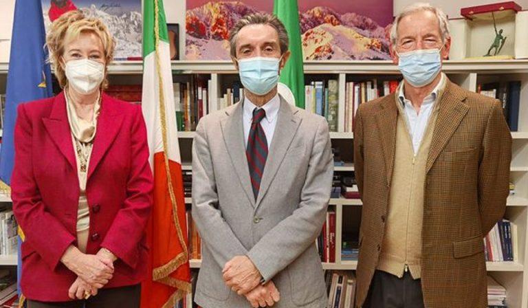 Coronavirus, Lombardia: Bertolaso alla guida della campagna vaccinale
