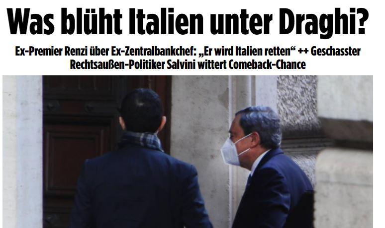 Bild Draghi