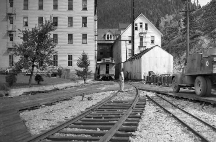 burke ferrovia