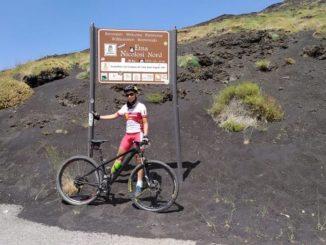 cade bicicletta morto ciclista