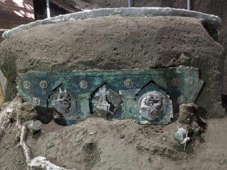carro nozze ritrovato pompei