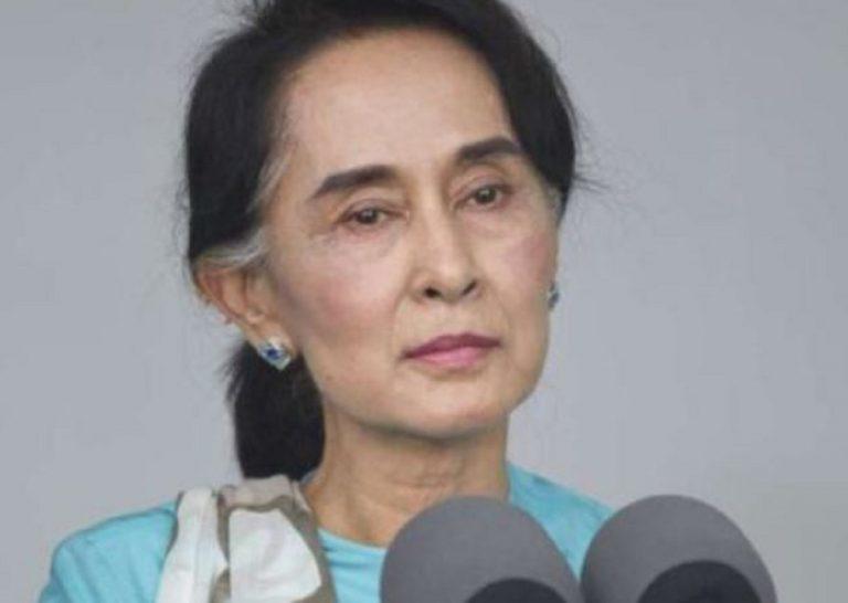 Colpo di stato Birmania