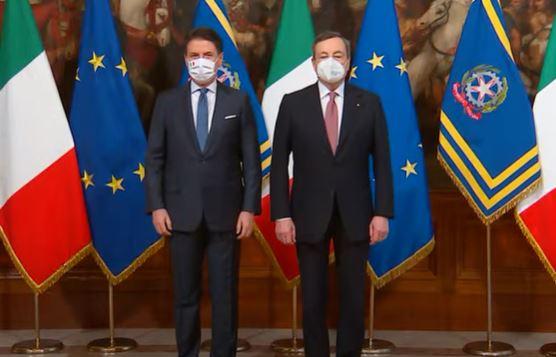 Conte Draghi