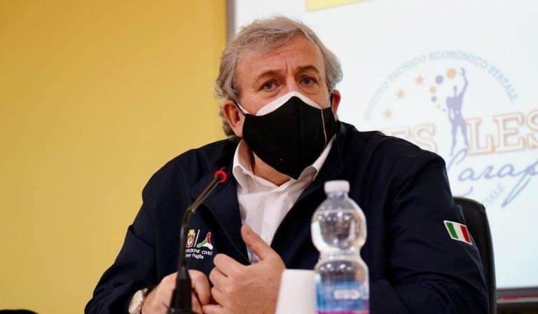 Covid Puglia torna zona gialla