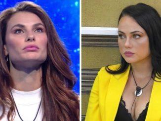 GF Vip, ennesimo confronto tra Dayane Mello e Rosalinda