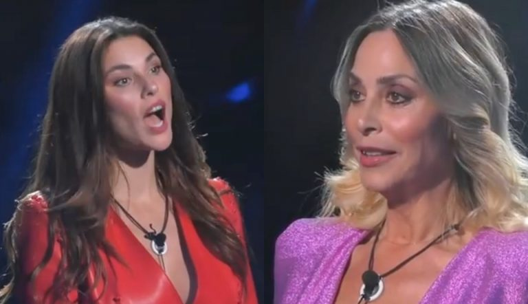 Dayane Mello e Stefania Orlando