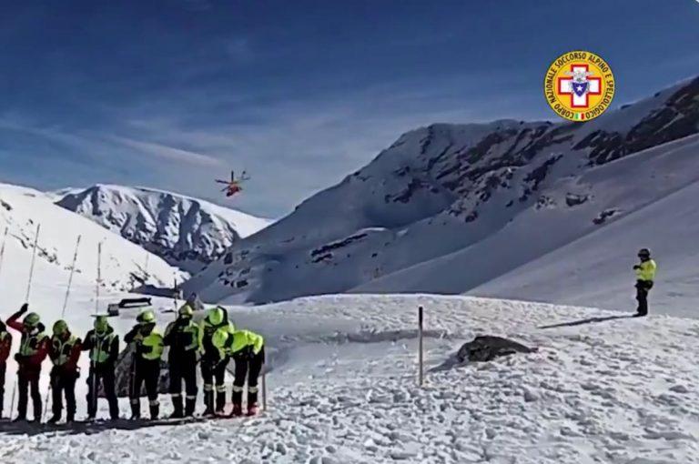 Dispersi sul Monte Velino, scoperto un cadavere