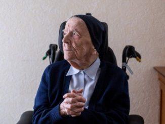 Donna più anziana d'europa covid