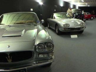 Dalla Bentley alla Lancia Delta, auto d'epoca all'asta a Parigi