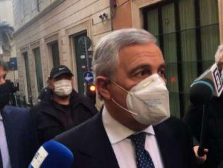Governo, Tajani (Fi): siamo ottimisti, non abbiamo pregiudizi