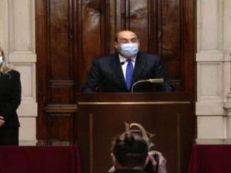 Governo, Zingaretti (Pd): piena disponibilità a Draghi