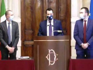 Governo, Salvini: con Draghi condivisione e sensibilità comune