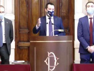 Governo, Salvini: da Lega sì convinto o no, nessun nome ministri