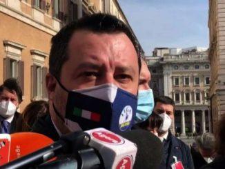 Salvini: Non abbiamo posto veti su persone o su simboli