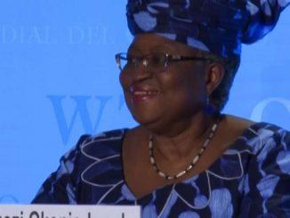 L'economista nigeriana Okonjo-Iweala arriva alla guida del Wto