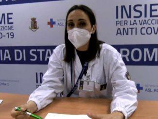 Vaccini over 80, a Roma impegnata anche la Polizia di Stato