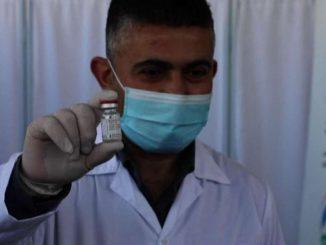 I palestinesi accusano: Israele blocca arrivo dei vaccini a Gaza