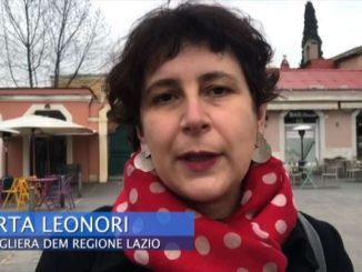 Marta Leonori (Pd): una corrente femminile sarebbe una sconfitta
