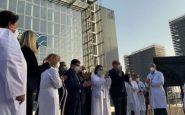 In Lazio la Nuvola di Fuksas nuovo centro vaccinale anti Covid