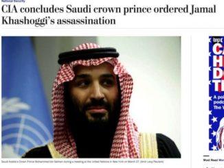 Usa: omicidio Khashoggi fu approvato dal principe saudita