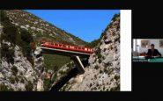 Luoghi del cuore FAI: vince la ferrovia Cuneo-Ventimiglia-Nizza