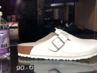 Birkenstock, i sandali tedeschi passano nelle mani di Lvmh