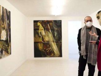 Il mito, lo spazio e il tempo: la pittura di Giuseppe Buzzotta