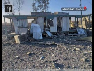 Raid aereo Usa in Siria, uccisi 22 miliziani hezbollah
