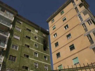 A Napoli 2 anziani morti in incendio, fiamme da stufa elettrica