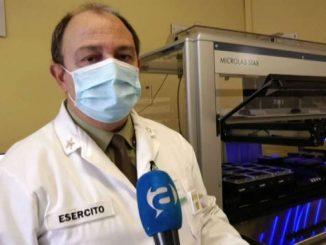 Un anno di Covid, al Celio dove fu sequenziato genoma paziente 1