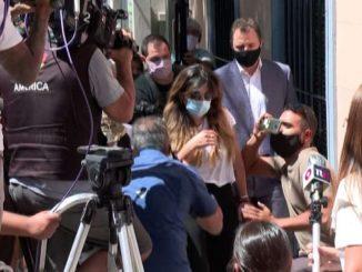 Le figlie di Maradona in tribunale per inchiesta sulla morte
