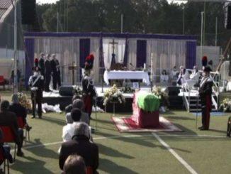 Il messaggio di Attanasio ascoltato ai funerali: Viva l'Italia