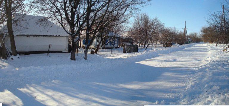 Finge omicidio pur di far togliere la neve davanti casa