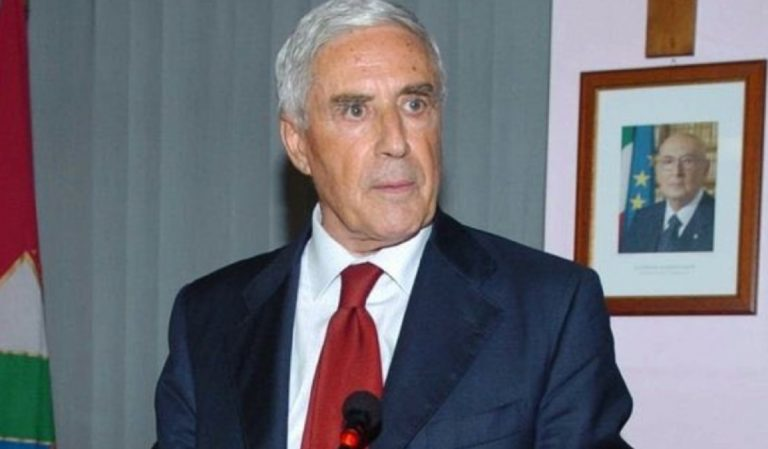 Franco Marini morto