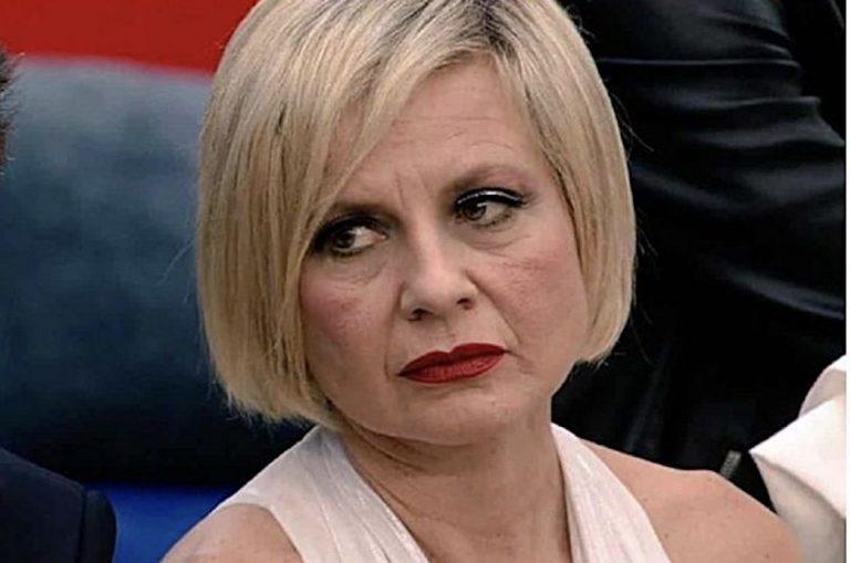 gf vip Antonella Elia fuori cast