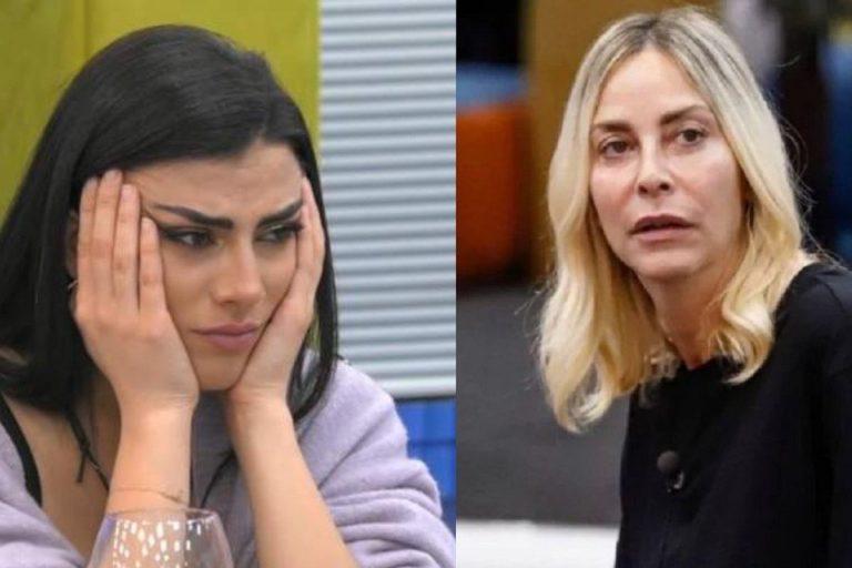 Giulia Salemi contro Stefania Orlando