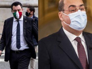 Governo Draghi Salvini Zingaretti