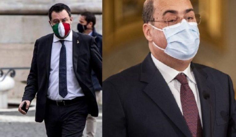Governo incontro Salvini Zingaretti