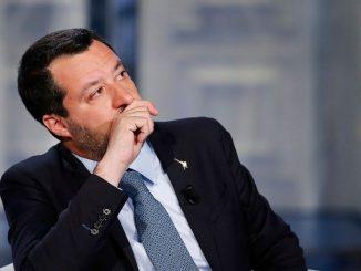 Governo Salvini appoggio Draghi