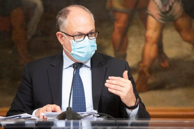 Gualtieri candidatura sindaco di Roma