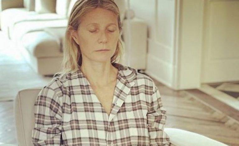 Gwyneth Paltrow Covid