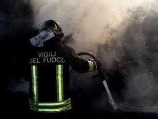 Incendio Fuorigrotta morti due anziani