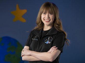 Infermiera 29enne andrà nello spazio, da bambina era guarita dal cancro