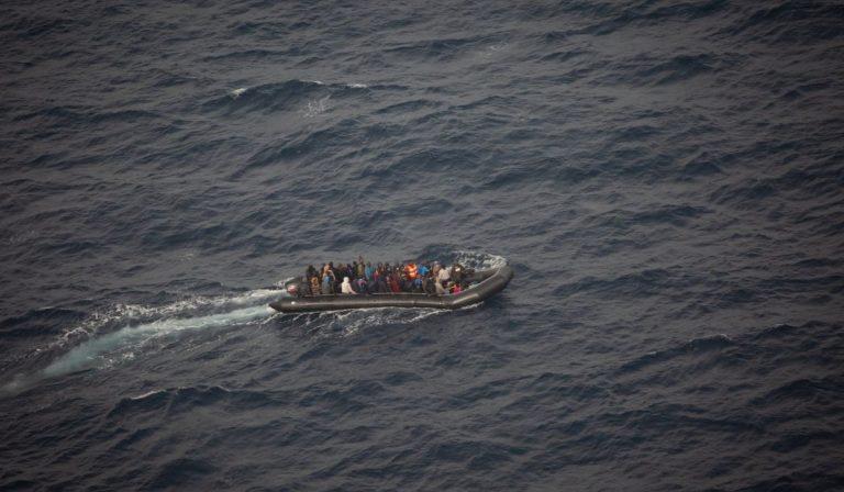 Lampedusa salvati 89 migranti