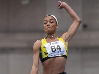 Larissa Iapichino record mondiale