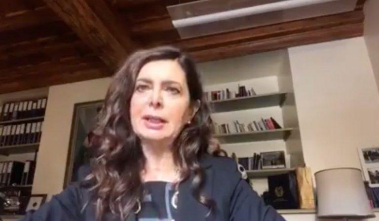 Laura Boldrini condannato Hater