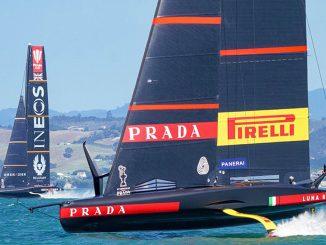 Luna Rossa vince la Prada Cup, battuti due volte gli inglesi di Ineos