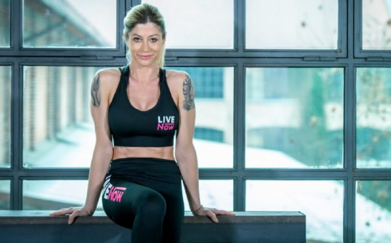 Maddalena Corvaglia fitness