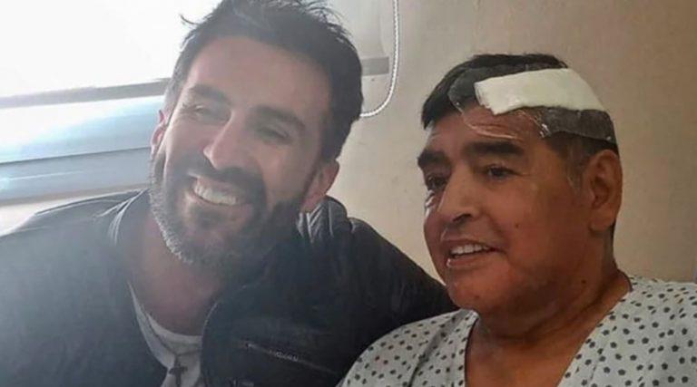 Maradona e Luque