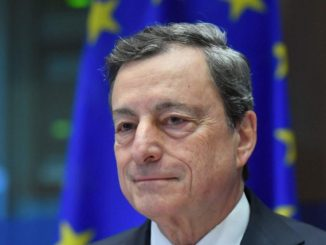 Mario Draghi indice fiducia sondaggi